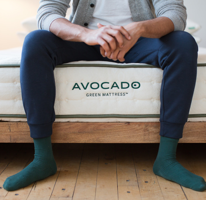 Avocado Green Mattress Honest Eco Friendly