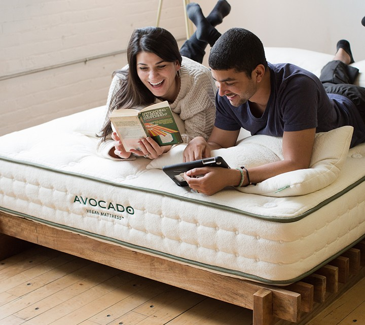 Avocado Vegan Mattress  Product Photo