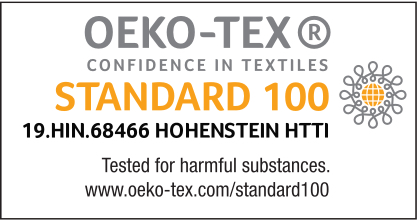 OEKO-TEX 100 Tested Nontoxic latex cotton wool mattress bed