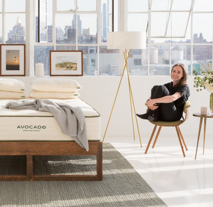 Affordable Natural Latex Hybrid Mattresses and Beds by Avocado Green