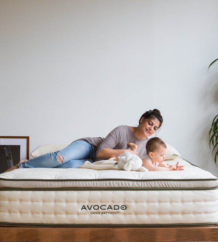 Organic Mattress Natural Mattresses by Avocado Green Mattress