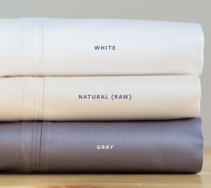 Organic Suvin Cotton Sheets Product Photo