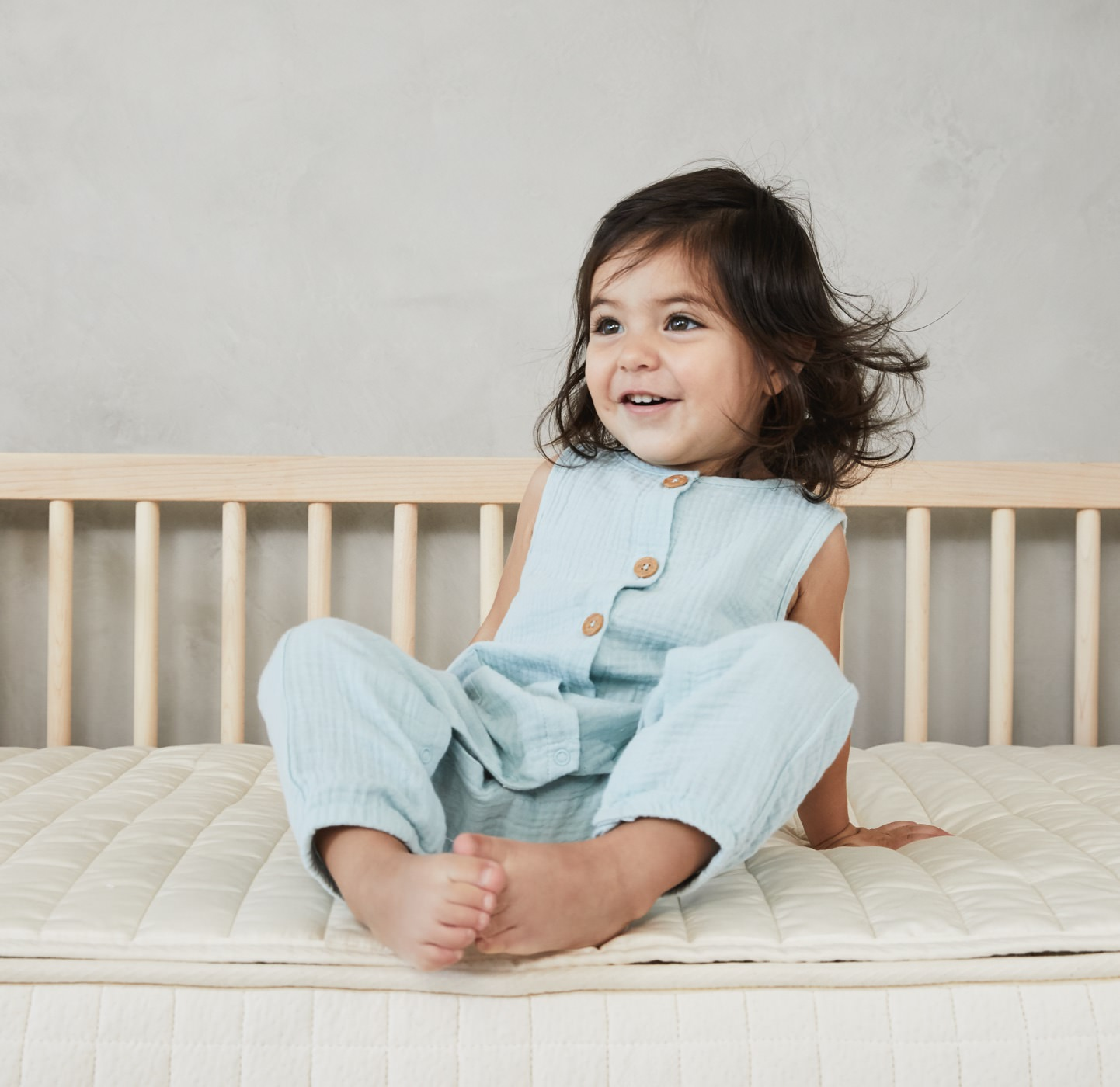 Climate Neutral Organic Crib Mattress