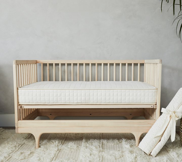 Luxury Organic Crib Mattress Product Photo