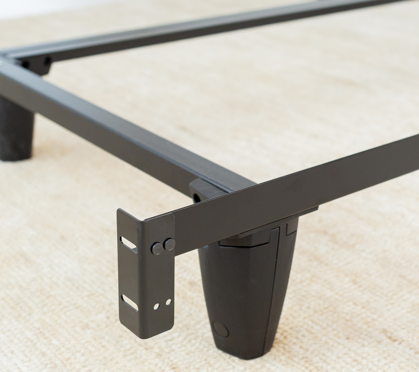 Avocado Metal Bed Frame Product Photo