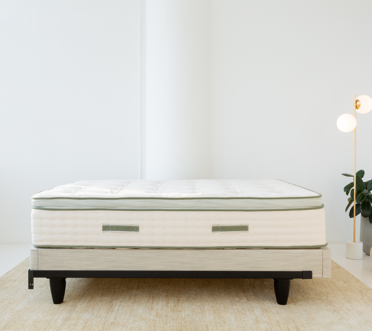 Avocado Green Mattress Foundation Product Photo
