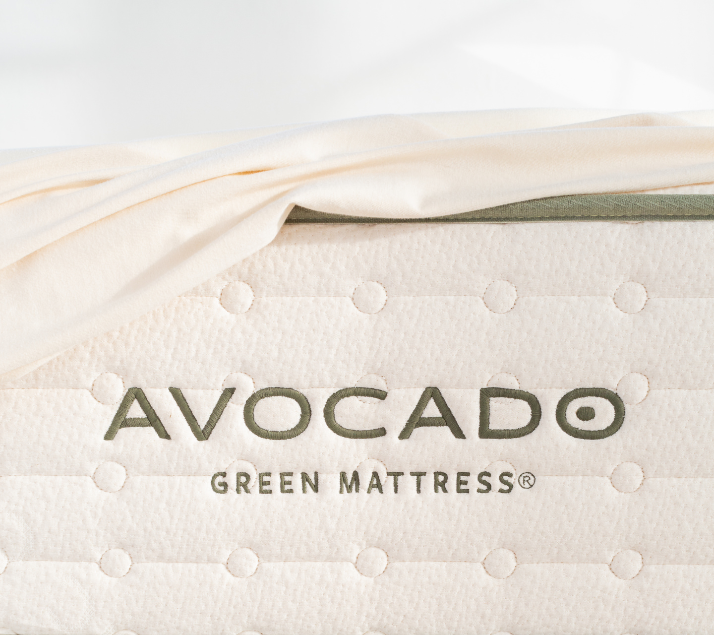 Organic Waterproof Mattress Protector Product Photo