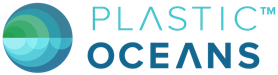 PLASTIC OCEANS INTERNATIONAL logo